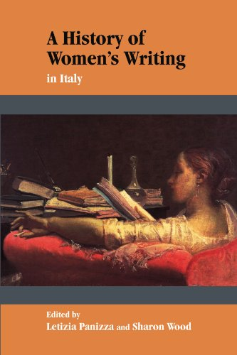 A History of Women's Writing in Italy Paperback por Panizza