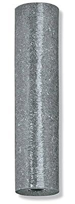 iLP Malervlies ca. 1 m x 50 m = 50 m² Abdeckvlies in Premium Qualität mit PE Anti Rutsch Beschichtung 180g je qm stark, rutschhemmender Malerfilz