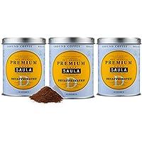 Café Premium Molido Descafeinado Bote 250 G