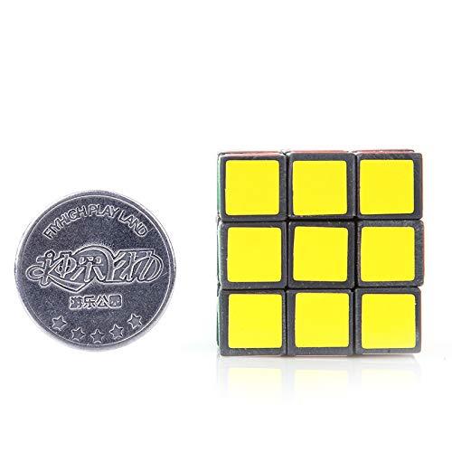 Spielzeug dritter Ordnung Rubik's Cube Glatte Erwachsenen Blind Twist Set Grundschule Anfänger Baby verwenden ()