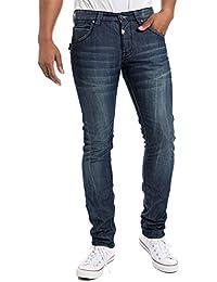 """Timezone Eduardotz """"3918 Blue Ocean Wash"""", jeans Homme"""