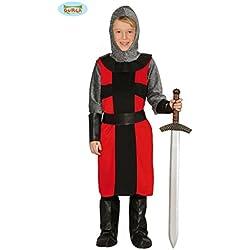 Guirca 81361 - Caballero Feudal Infantil Talla 5-6 Años