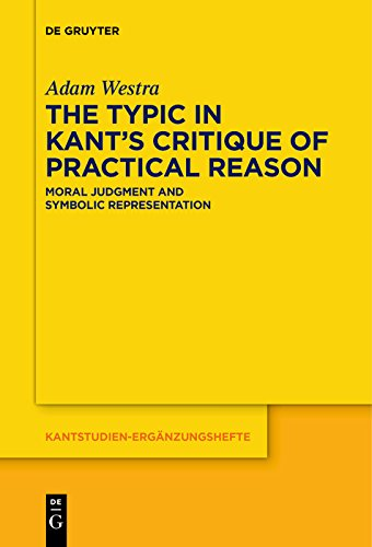 "The Typic in Kant's ""Critique of Practical Reason"": Moral Judgment and Symbolic Representation (Kantstudien-Ergänzungshefte Book 188) (English Edition)"