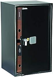 Yale YSV/390/DB1 Value Safe Large, Black