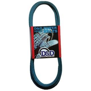 D&D PowerDrive 46659 Sears Or Roper Or Ayp Kevlar Replacement Belt , 5LK , 1 -Band, 39
