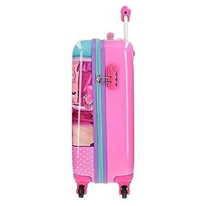 Minnie Smile Kindergepäck, 55 cm, 33 liters, Rosa
