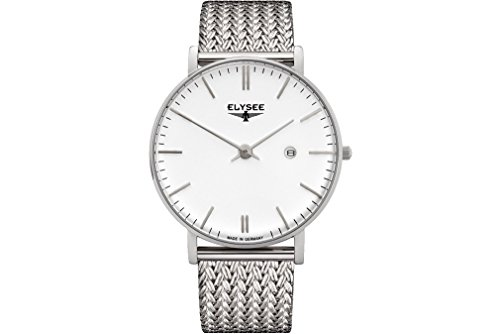 Elysee Reloj los Hombres Classic Zelos 98000M