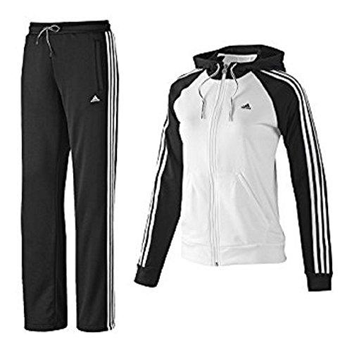YOUNG KNIT SUIT - Survêtement Junior Adidas - 38 (Pants Knit Adidas)