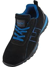 Scarpe da lavoro scarpe antinfortunistiche Chile, taglia 36 – 48 Scarpe punta in acciaio