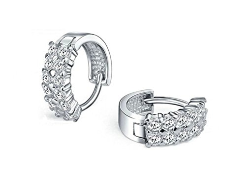 hittime-sterling-silver-a-single-row-of-diamonds-sparkling-stars-hoop-earrings