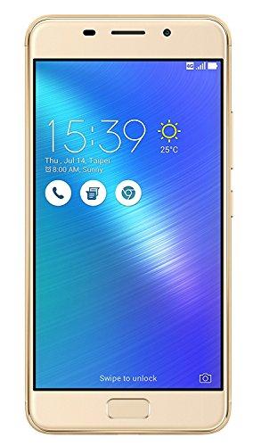 Asus Zenfone 3s Zc521tl-4g006in (max Gold, 32gb, certified Refurbished)