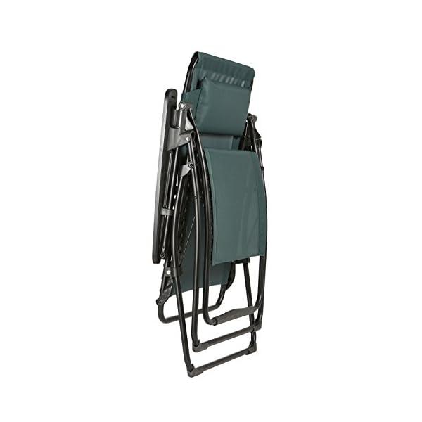 Lafuma Extra Large LFM3082 Futura XL Reclining Chair - Cedar