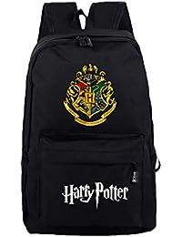 9f8865b21f30c ZSbag Harry Potter Unisex Rucksack Jungen Mode Schulrucksack Jugendliche  Groß Schulranzen Mädchen Schultasche Junior Junge…