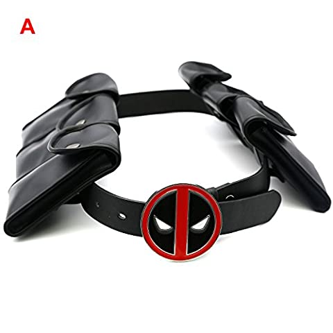 Xcoser Costumes Movie Accessories DP Belt Waistband Cosplay Prop Clothing Merchandise