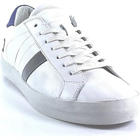 D.A.T.E. - Zapatillas para hombre Blanco blanco