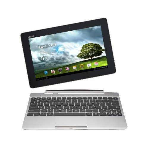 Asus Transformer Pad TF300TG 25,7 cm (10,1 Zoll) Convertible Tablet-PC (NVIDIA Tegra 3, 1,2GHz, 1GB RAM, 16GB HDD, NVIDIA 12 GeForce, Touchscreen, Android OS, UMTS) gold - 1 Gb Asus Notebook
