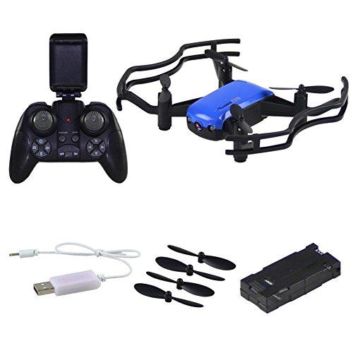 Beatie Drohnen F31G Verbesserte WIFI FPV Drohne mit 2.0MP HD Kamera APP Steuern RC Quadrocopter Kopflosmodus Drone