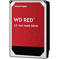 WD 2 TB NAS Hard Drive - Red