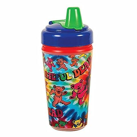 Grateful Dead Tie Dye/Dancing Bears Insulated Sippy Cup