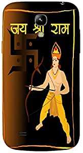 Timpax protective Armor Hard Bumper Back Case Cover. Multicolor printed on 3 Dimensional case with latest & finest graphic design art. Compatible with Samsung I9190 Galaxy S4 mini Design No : TDZ-21926