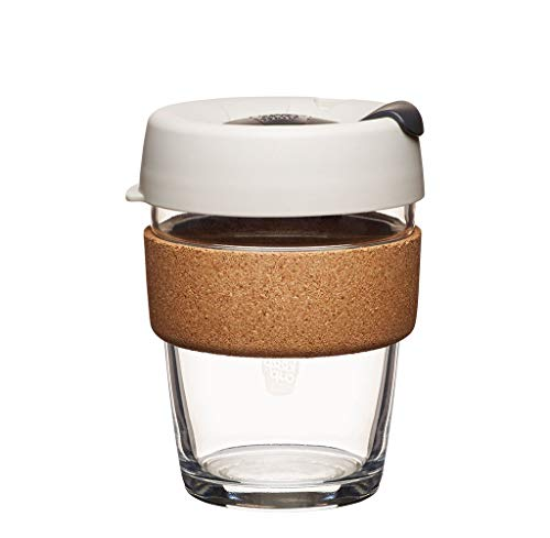 KeepCup Kaffeebecher Brew Filter mit Korkring (medium)