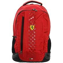 e27aa7b288 Panini Franco Cosimo Ferrari - Sac à dos Ferrari ref_46273 Rouge 37 * 47 *  15