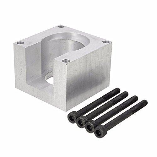 LWYANG Machifit Nema 23 Schrittmotor Aluminium Halterung for CNC Graviermaschine Ausrüstungszubehörwerkzeug