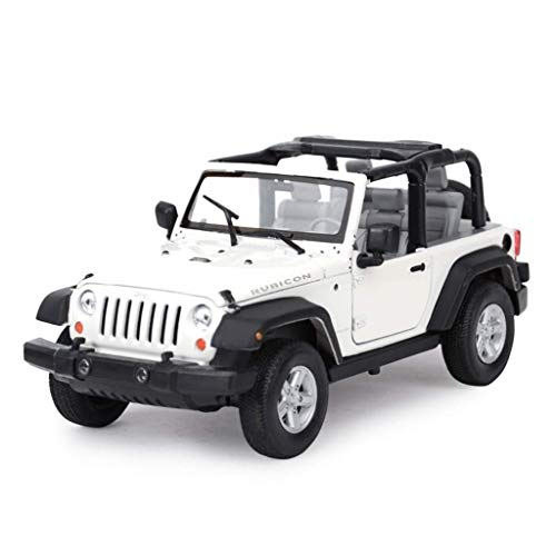 SSBH SUV Geländewagen Modell 1:24 Simulation Legierung Automodell Spielzeug Automodell Simulation Legierung Sportwagen Dekoration Sammlung Kindergeburtstagsgeschenk Kleinkinder Metall Racing