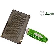 Cepillo para perros y gatos, de alta calidad, adecuado para pelo largo y medio | eficiente | y desenredante