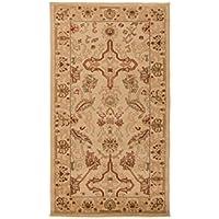 Flair Rugs - Ziegler Arak - Tappeto fantasia tradizionale (80cm x 150cm) (Corsia Crema)