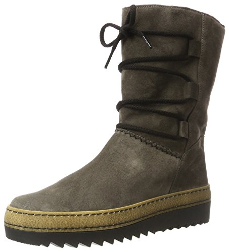 Gabor Shoes Damen Jollys Schneestiefel, Grau (Anthrazit (Schwarz)), 39 EU