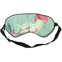 Sleep Eye Mask Jellyfish Abstract Lightweight Soft Blindfold Adjustable Head Strap Eyeshade Travel Eyepatch E11 preisvergleich bei billige-tabletten.eu