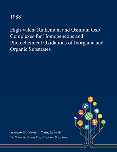 high-valent-ruthenium-and-osmium-oxo-complexes-for-homogeneous-and-photochemical-oxidations-of-inorg