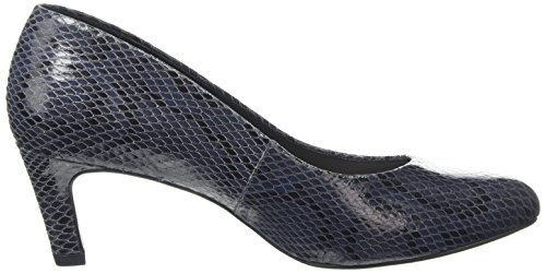 Van Dal Damen Lowe Pumps Grey (Storm)
