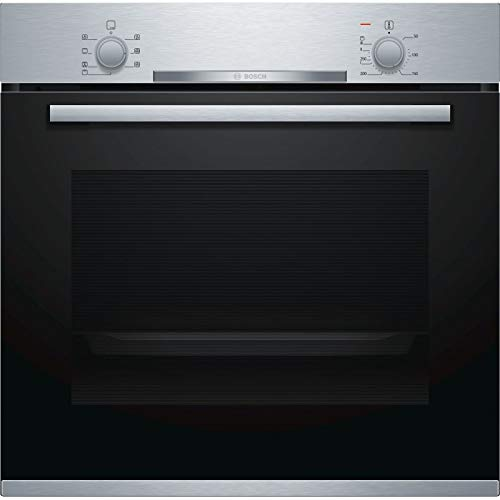 Bosch Serie 2 HBA510BR0 - Horno Medio, Horno eléctrico, 71 L, 71 L, 50-275 °C, 275 °C