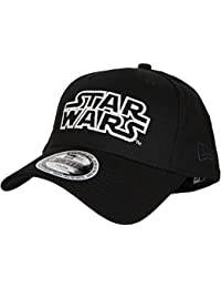 A NEW ERA Gorra de béisbol 9FORTY Star Wars Glow In The Dark Negro