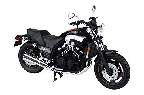 2007Yamaha VMAX Final Edition Bike Moto 1: 12Model Kit Kit Aoshima 051658