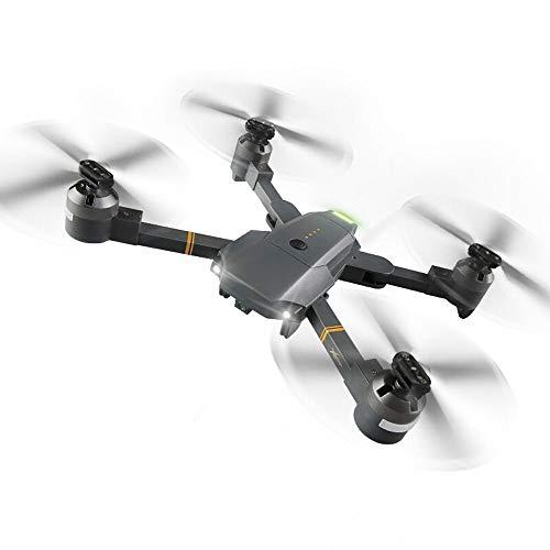 Ycco Drohne mit Kamera Live-Video 1080P HD Flugzeit Drone RC-Drohne mit 720P HD-Kamera Live-Video-FPV-Quadcopter mit Headless-Modus, Höhenhubschrauber mit 2 Batterien (6 Minuten + 8 Minuten)