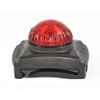AdventureLights Guardian Hunting Dog Light Dual Function Rot