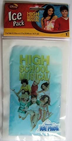 Disney's High School Musical Ice Pack / Lunch Box or First Aid by Disney (High School Musical-pack)