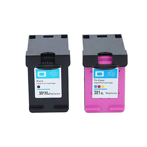 Nicht-OEM-Tintenpatronen-Alternative für HP 301 FÜR HP 301 xl Deskjet 1050 2050 1 Stück schwarz und 1 Stück dreifarbig