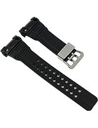 Casio G-Shock Ersatzband Uhrenarmband Resin Band Schwarz für GWN-1000C 10482083