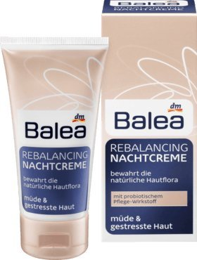 Balea Rebalancing Nachtcreme, 50 ml