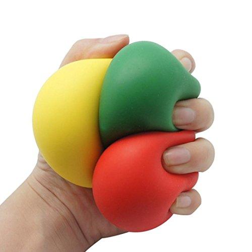 Solike Anti-Stress Ball Druck Relief Stress Spielzeug