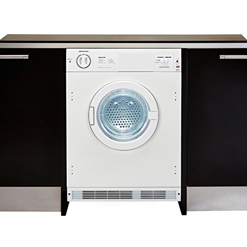 White Knight 7kg Fully integrated Vented Tumble Dryer ( Unbranded )