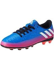 reputable site 89ebc 2b8d5 Adidas Messi 16.4 Fxg J, Chaussures de Football Garçon