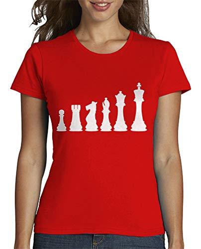 Camiseta Mujer Piezas - Varios colores / Varias Tallas