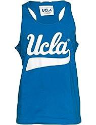 UCLA - Débardeur - Homme Bleu Bleu Large