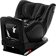 Britax Romer DUALFIX i-SIZE Baby Car Seat for Group 0/1,from birth to 4 years,From 0-18 kg Cosmos Black