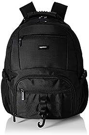 AmazonBasics NC1504159R1 Zaino per laptop Explorer, per laptop fino a 38 cm (15 pollici), nero